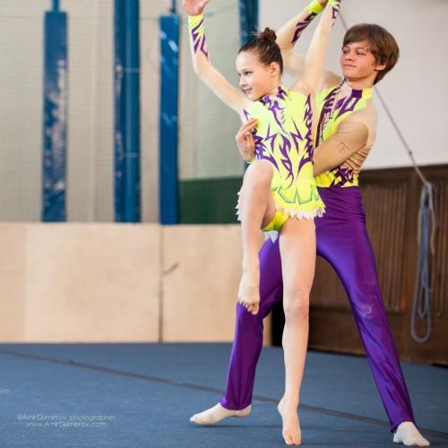 Акробатика и Гимнастика