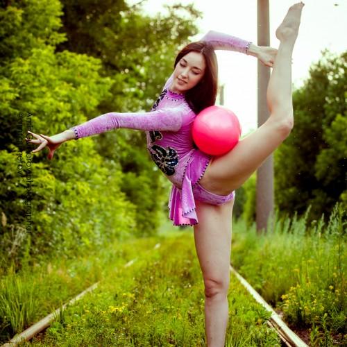 Аксессуары для гимнастики и акробатики
